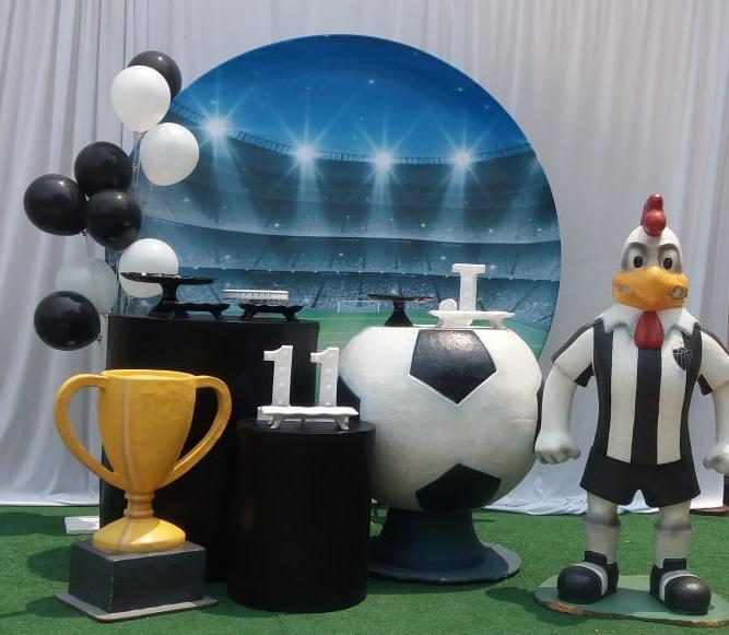 Tëma Futebol Galo