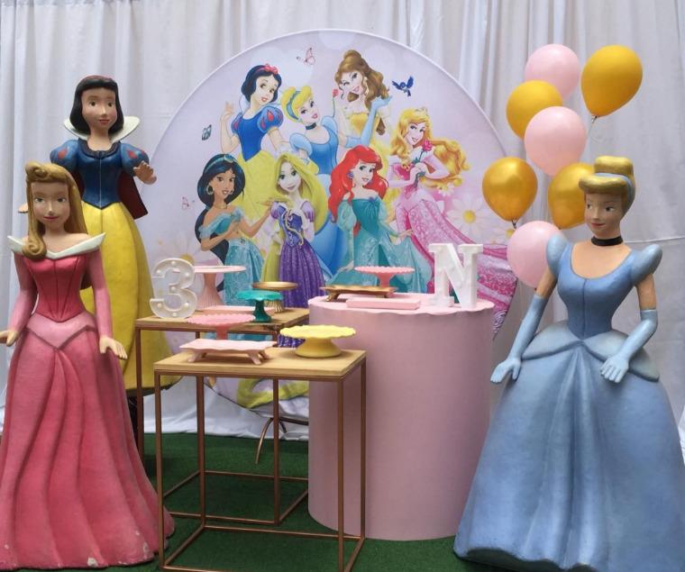 Tema Princesas Disney