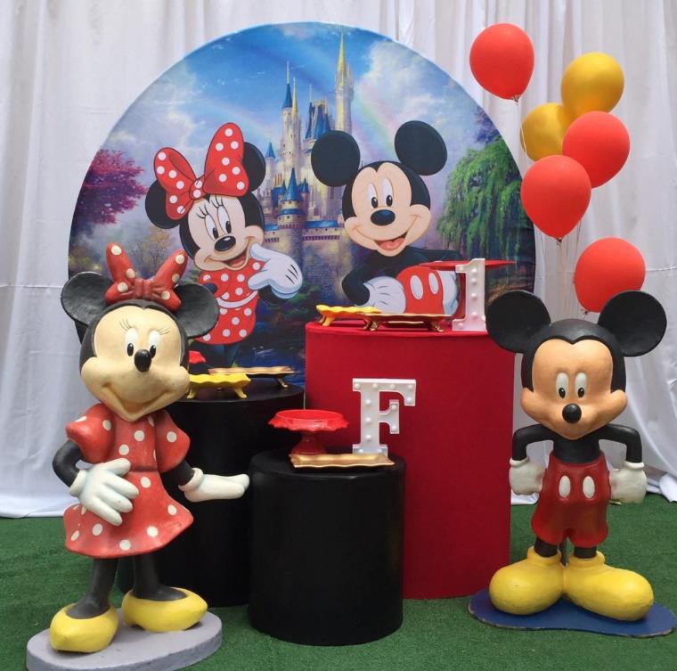 Tema Mickey e Minnie