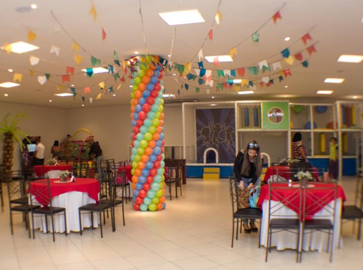 Encantar Festa Infantil Castelo