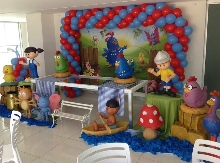 Encantar Festa Infantil - Home Fest