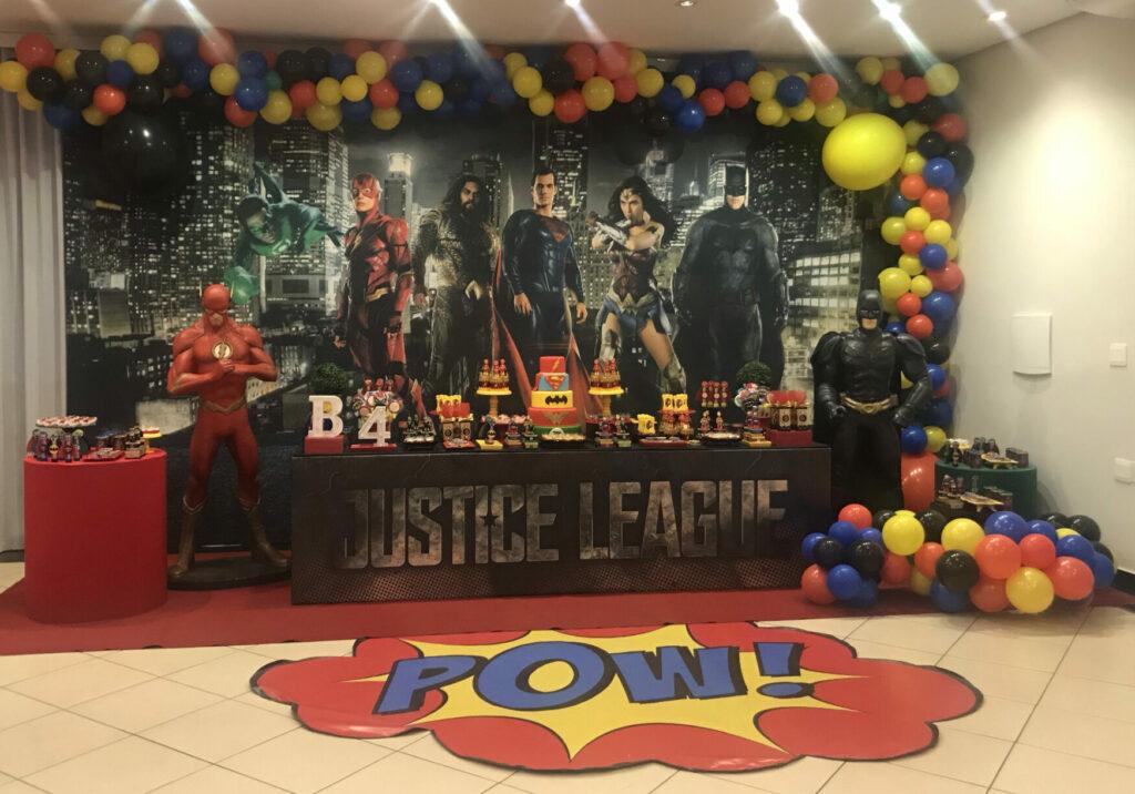 Tema Liga da Justiça