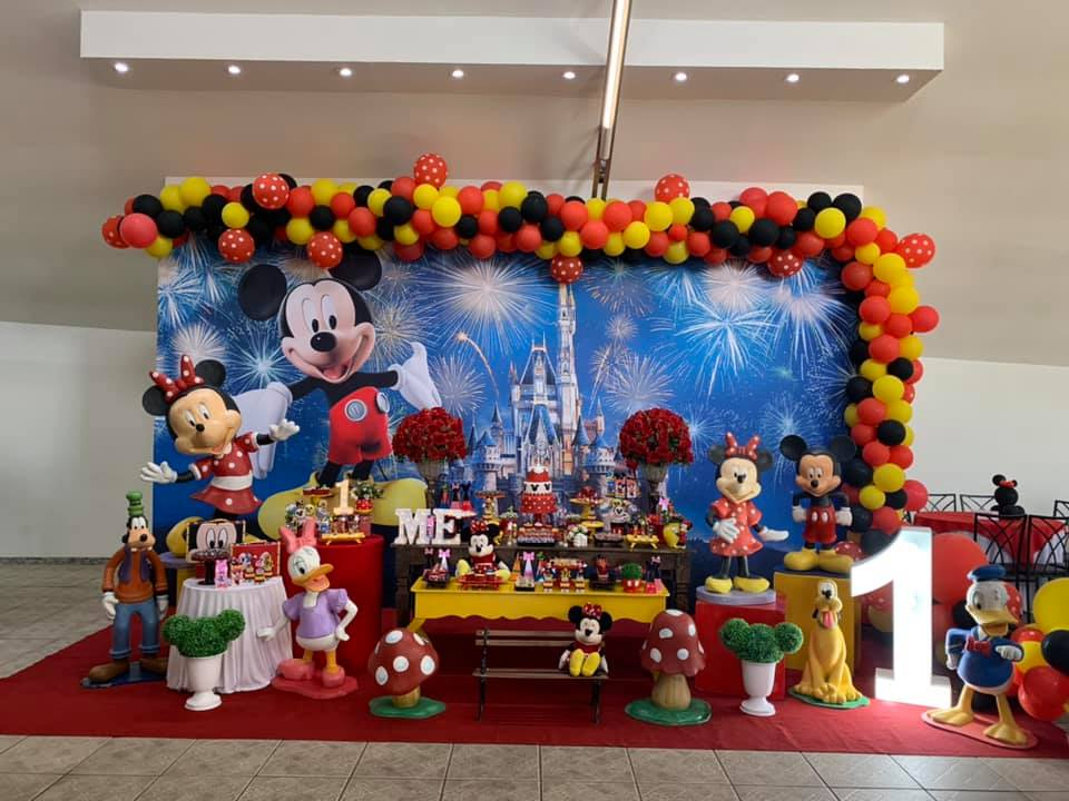 Tema Mickey e Minnie