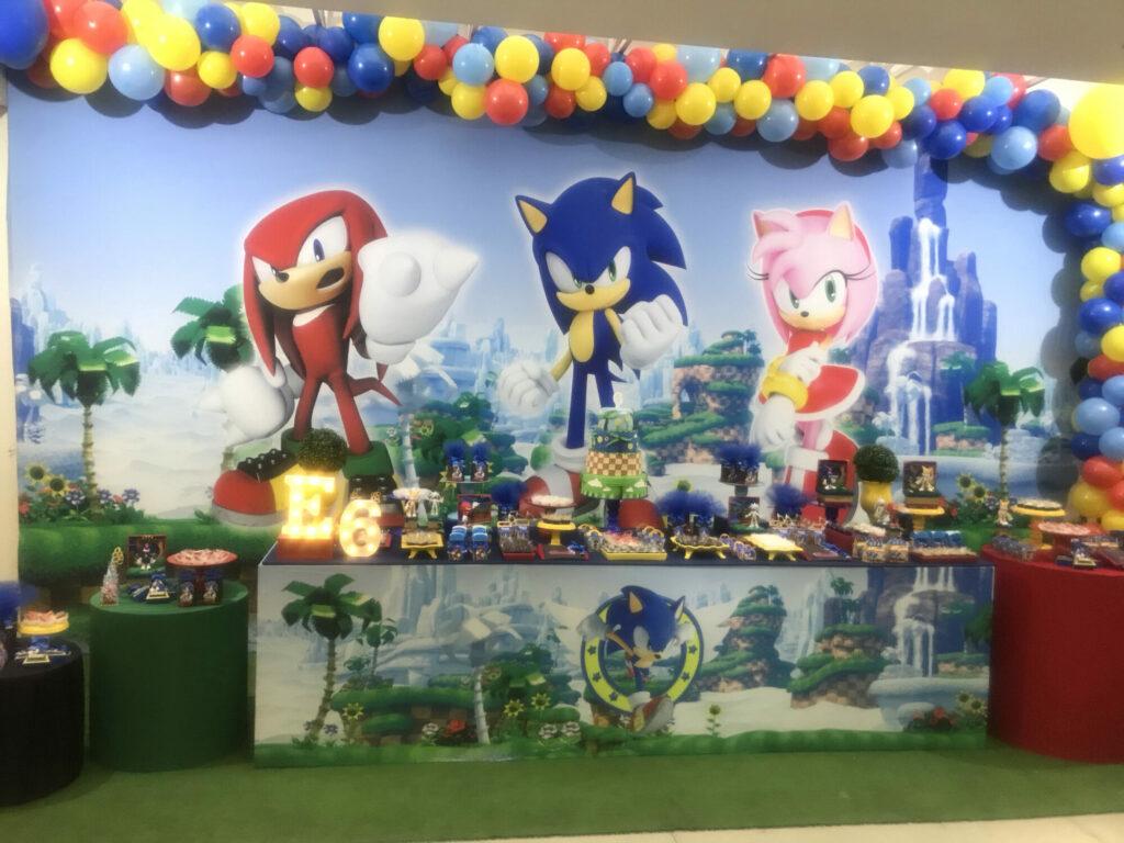 Tema Sonic