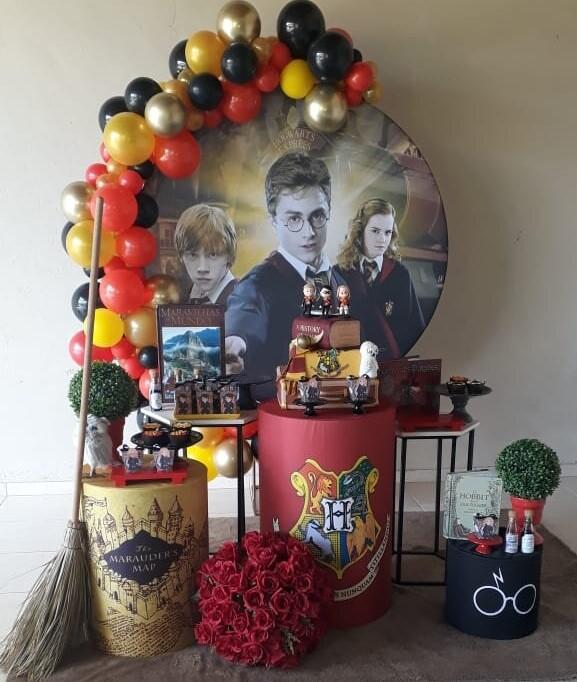Decoração Harry Potter