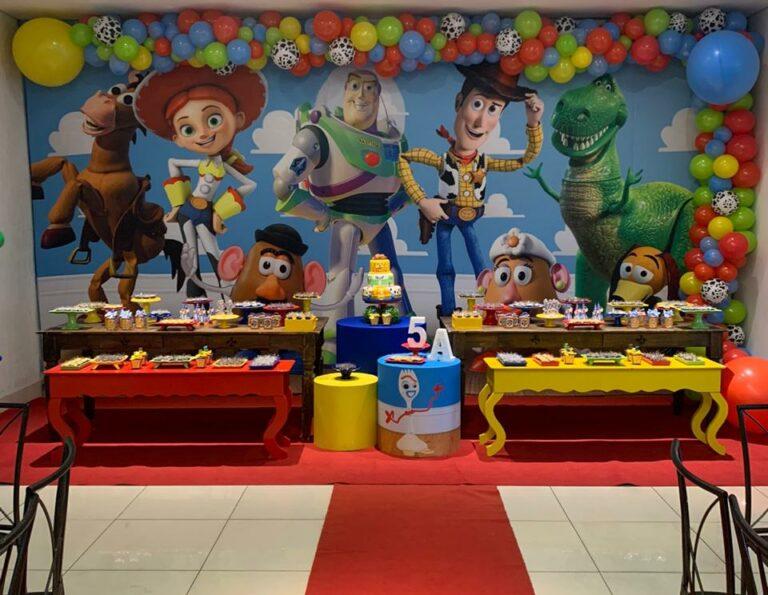 Tema Toy Story